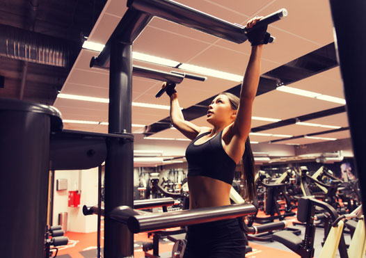 Want to do a Pull Up? 3 Progressions to Help Get You There! 3